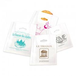 Ingraissables 45gr - Sacs pour Galette de Rois Blancs Personnalisables