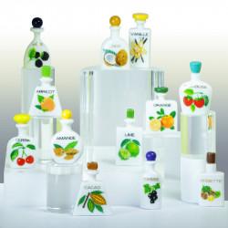 Arômes Naturels - Série 12 fèves personnalisables porcelaine - Prime