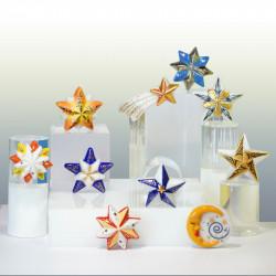 L'étoile Du Berger - Série de 10 fèves en porcelaine - Prime