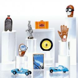 Bugatti, conduite stylée - Série 10 fèves en porcelaine - Prime