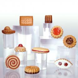 Biscuits et Gourmandises - Série 10 fèves en porcelaine - Prime