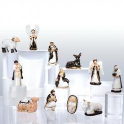 Épiphanie Deluxe - Série 12 fèves en porcelaine - Prime