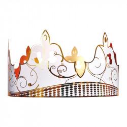 Couronne Reine Volute - Épiphanie 2021 - Prime, créateur de Fèves luxe