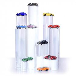 Chères voitures de collections - Série de 10 fèves en porcelaine - Prime