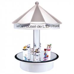 Présentoir Carrousel pour séries de fèves Amis d'Enfance Épiphanie 2022 - Prime